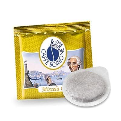 100dosettes de café 'Borbone 2de 50mélange or 44mm Filtre Papier Mokona Tazzona