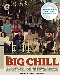 Cover Image for 'The Big Chill (Blu-ray + DVD)'