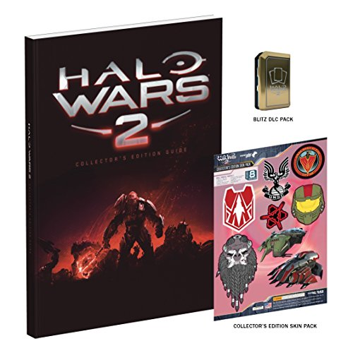 Halo Wars 2 Collector's Edition Strategy Guide (Computer Games For Couples To Play Together)