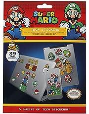 Super Mario - Mushroom Kingdom Sticker