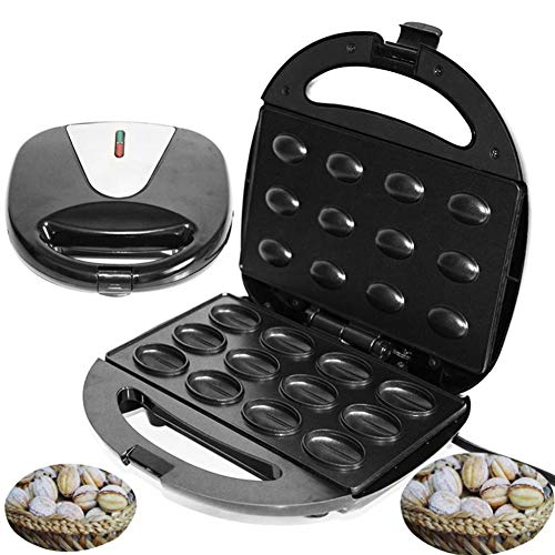 Toaster Electric Grill Baking Machine Household Grill Maker Fashionable Premium Durable Bakelite Case Stainless Steel Frying Pan Cooler for Breakfast