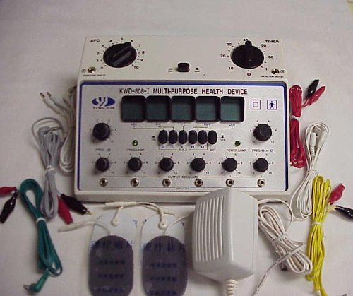 Acupuncture Stimulator Device Machine 808-I (SD-1A) by Acupuncture Supplies