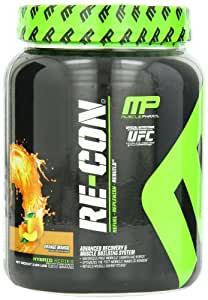 MusclePharm Recon - Orange Cream,Pack of 1(1 x 1.2 kg)