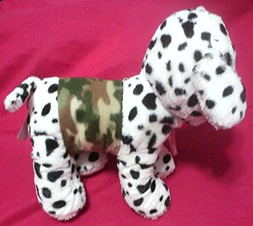 Camouflage Reusable Male Dog Belly Band Diaper Wrap Pants