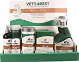 Bramton Company 3165810473 18 Piece Vets Plus Best Flea & Tick Display