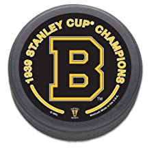 Wincraft NHL Boston Bruins 73507011 Hockey Puck