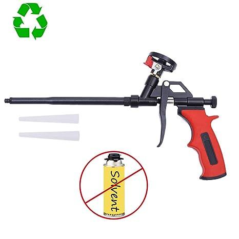 Amazon.com: DAFEIKE Pistola de aislamiento de espuma no ...