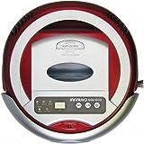 Metapo Infinuvo QQ2 Economy Robotic Vacuum Cleaner, Red