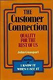 The Customer Connection, John Guaspari, 0814458378