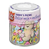 Cake Mate, Decorating with Ease, Decors Sprinkles, Teddys Picnic, 79g