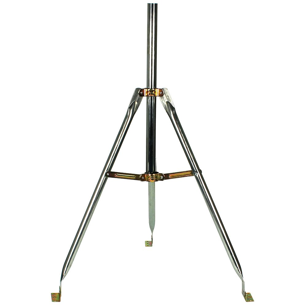 Skywalker Signature Series Heavy Duty 3ft Tripod Base with 1.66'' Mast