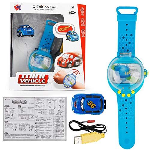 Generic 1 58 Baby Remote Control Car Toy Mini Sensing Gravity Remote Control Car Baby Watch Induction Toys C