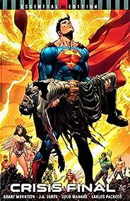 Crisis Final - Dc Comics Essential Edicion