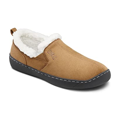 Dr. Comfort Vista Mens Moccasin Slipper | Slippers