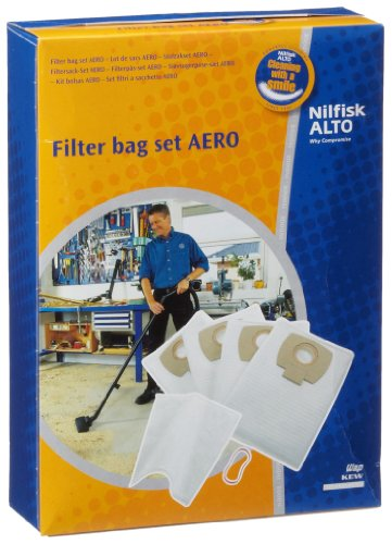 Nilfisk Aero Series Replacement Dust Bags by Nilfisk (Image #1)