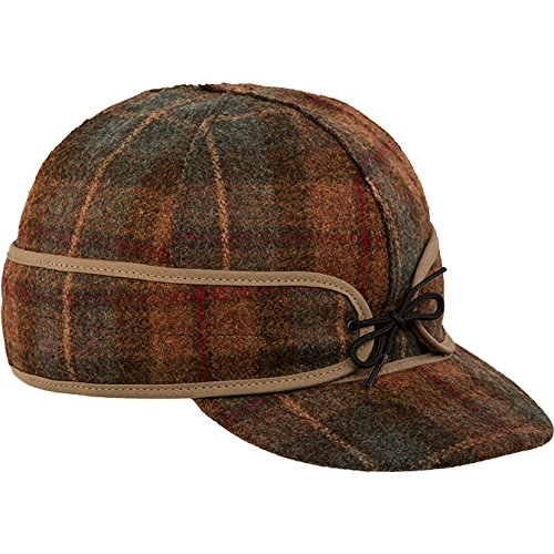 afa028f2403 Stormy Kromer Unisex Original Partridge Plaid Cap - for sale Delivered  anywhere in USA More pictures. Amazon
