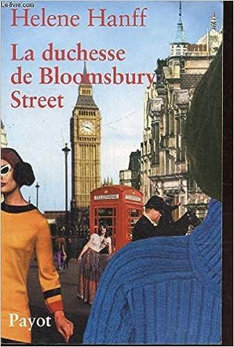 La Duchesse de Bloomsbury Street