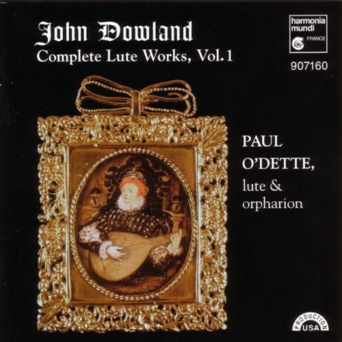 Dowland Lute - 8