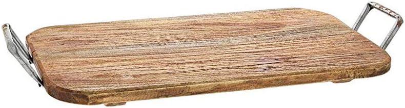 22 Lucky Winner Light Natural Wood Serving Tray