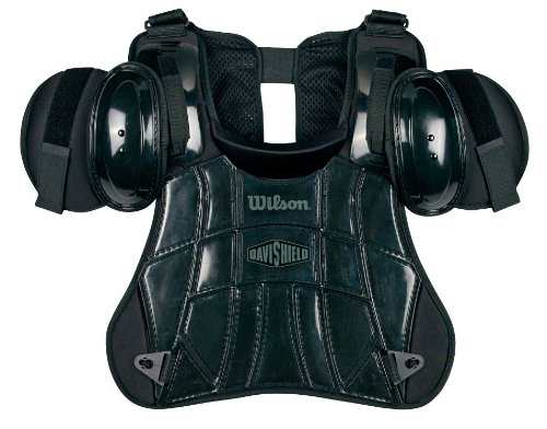 Wilson Gerry Davis Davishield Umpire's Chest Protector (13-Inch) by Wilson