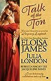 img - for Talk of the Ton (Berkley Sensation) book / textbook / text book