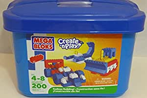 mega bloks create n play instructions