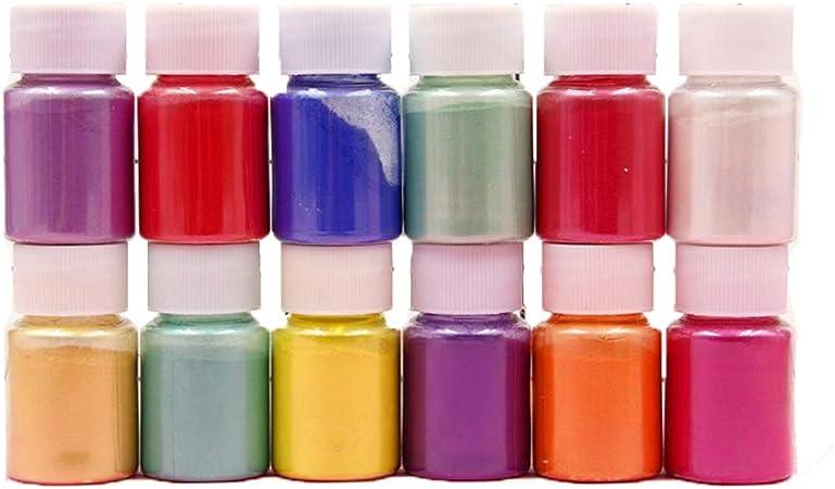Tree2018 - Tinte de resina epoxi en polvo para maquillaje ...