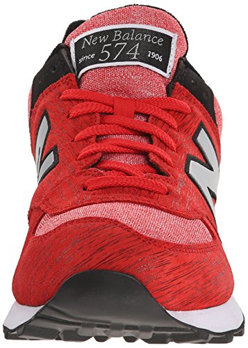 ttb black New Balance Rouge Red Mode Baskets D Ml574 Homme gOW4OqRx