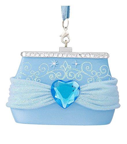 Disney Parks Cinderella Handbag Purse Christmas Holiday Ornament -