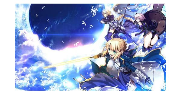 Amazon com: (JP) FGO Fate Grand Order Starter Quartz Account 570-660
