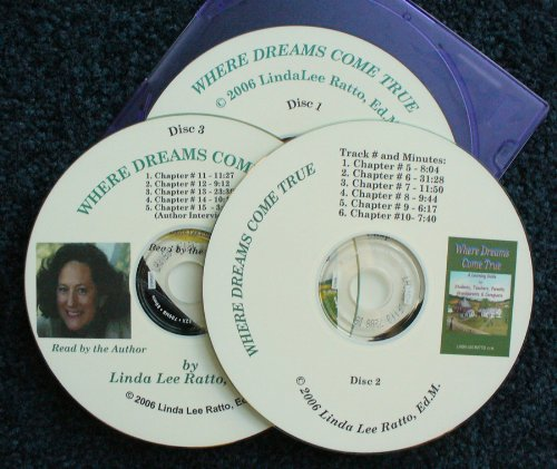 Where Dreams Come True 3CDS unabridged-audiobook