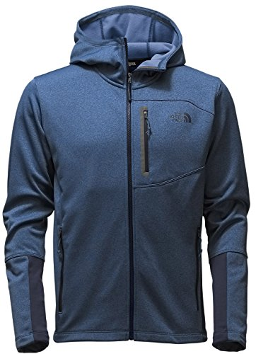 North Face Canyonlands Hoodie Men's Shady Blue Heather Me...