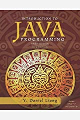 Introduction to Java Programming: Brief Version, 10th Edition Paperback