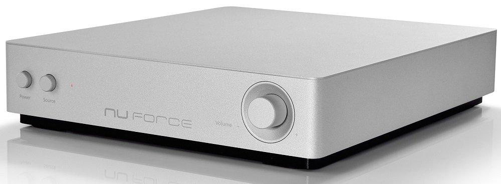 NuForce WDC200 Wireless DAC - Silver by NuForce