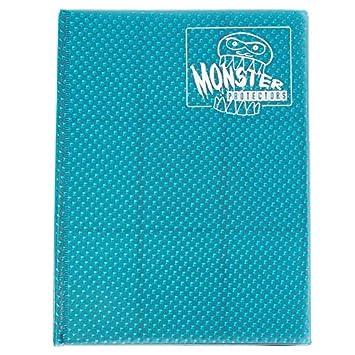 Monster Protectors Cartas del Monstruo Carpeta 4 Bolsillo ...