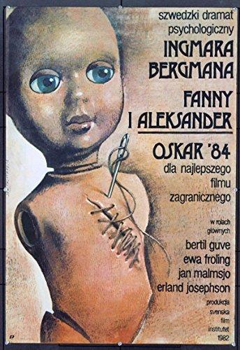 Fanny Och Alexander (1982) Original Movie (Alexander Movie Poster)