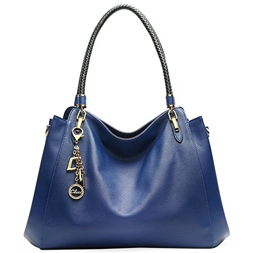 Cluci Genuine Leather Purses and Handbags for Women Tote Shoulder Crossbody Bag On Clearance