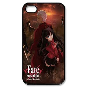 Character Phone Case Fate Stay Night Saber For iPhone 4,4S NC1Q03336