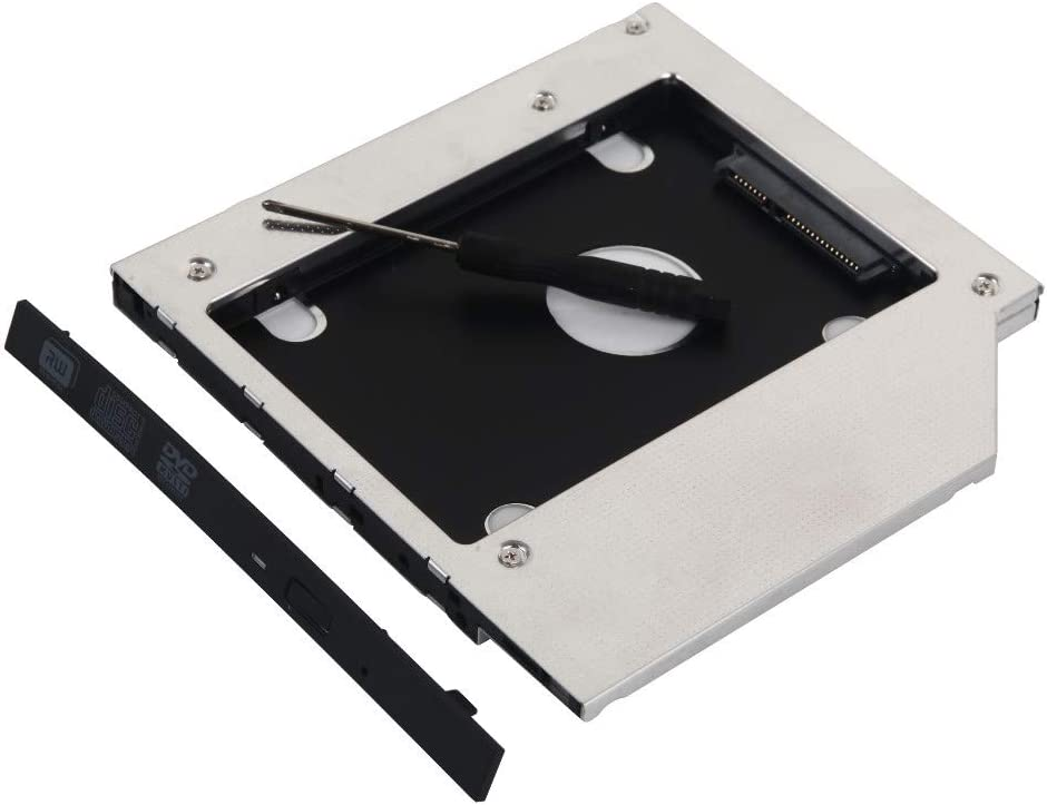 Deyoung SATA 2nd Hard Drive HD HDD SSD Caddy Adapter for ASUS X552L F552CL-SX063H