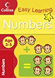 Numbers Age 3-5