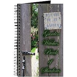 CafePress - Garden Witch - Spiral Bound Journal Notebook, Personal Diary, Dot Grid