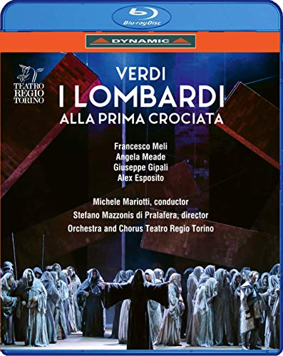 (Verdi: I Lombardi alla prima crociata [Blu-ray])