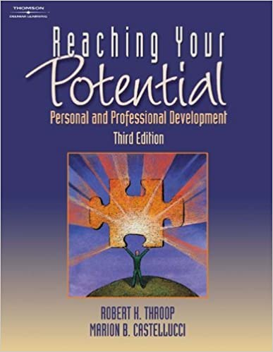 Book Reaching Your Potential: Personal and Professional Development by Robert K. Throop (2003-12-08)
