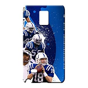 samsung note 4 case With Nice Appearance Protective Cases mobile phone back case indianapolis colts nfl football