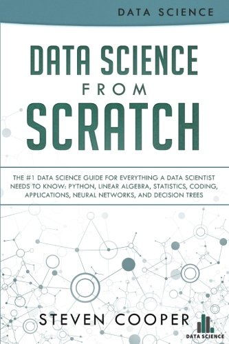 Data Science from Scratch Front Cover
