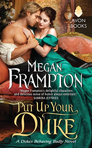 book cover of Put Up Your Duke