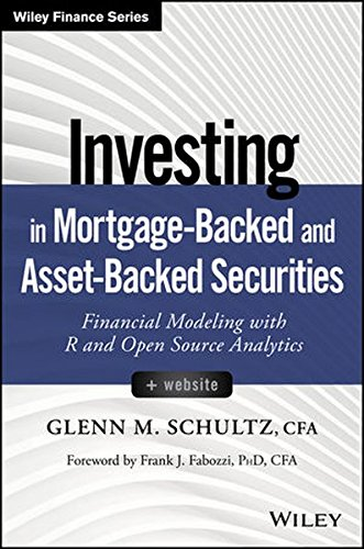 Investing In Mortgage Backed And Asset Backed Securities    Website  Financial Modeling With R And Open Source Analytics  Wiley Finance