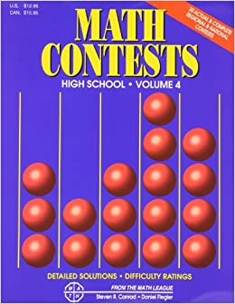 Math league sample contests and giveaways