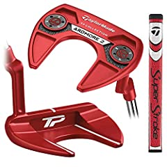 The beauty of milled. The performance of pure roll. The TP Red collection PUTTER is clean, precise, and sophisticated - designed to perform.