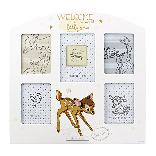 Bambi Collage Frame - Picture Bambi